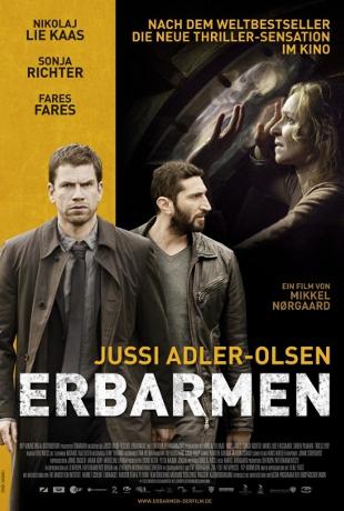 Erbarmen-DE-Poster