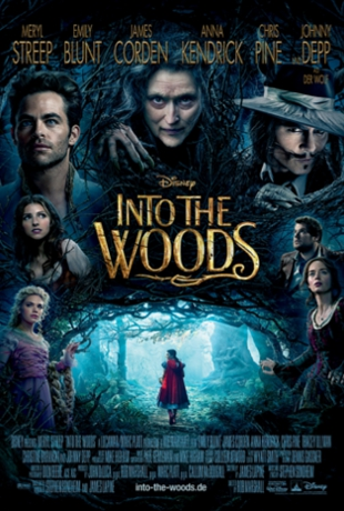 Into The Woods plakat