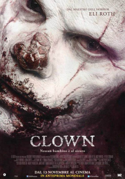 Clown_Plakat