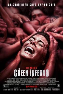 GreenInferno_Plakat
