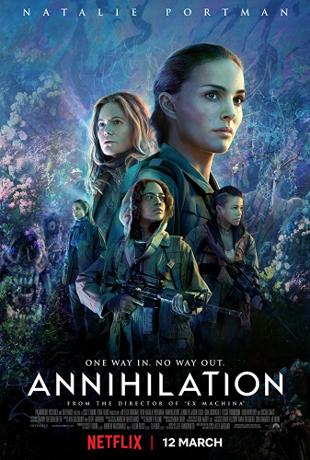 Annihilation - Netflix