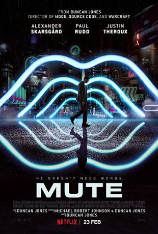 Mute - Netflix