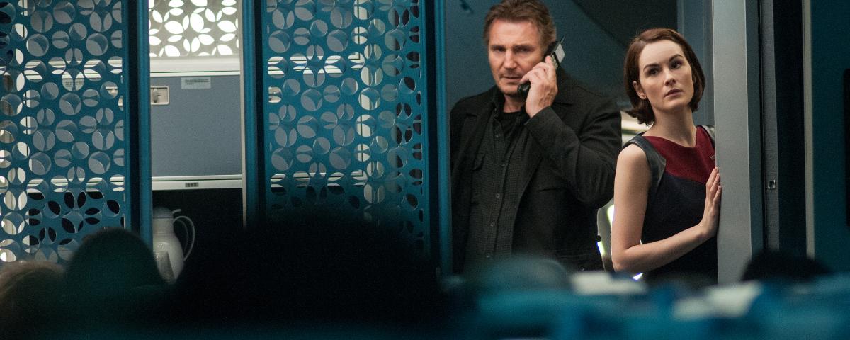 Neustarts (11/14): Liam Neeson rettet den Tag