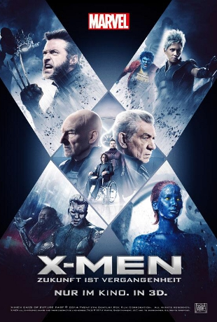 X-Men: Days Of Future Past (René)