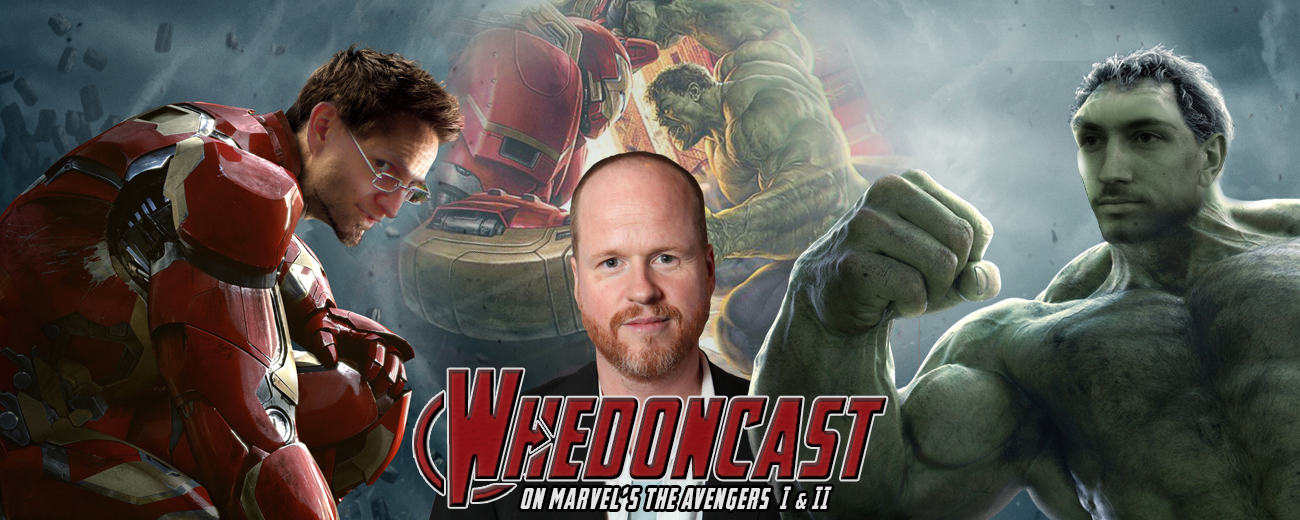 Podcast #14: Whedoncast vs. The Avengers