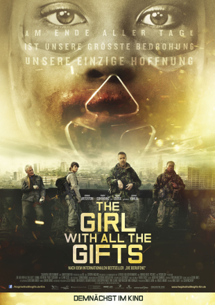 The Girl with All the Gifts - SquareOne Universum